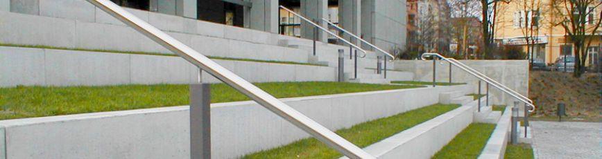OSZ Treppe