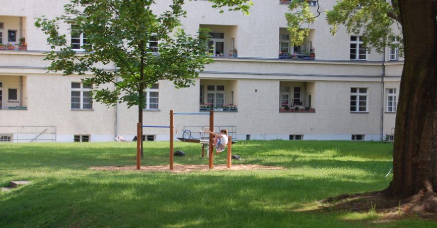 Wohnhof Hauptbild